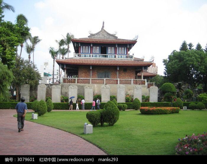 扬州大学复古教学楼图片