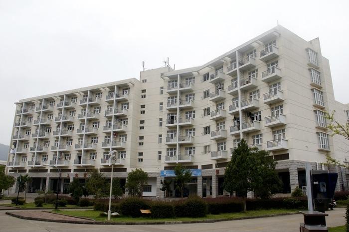 浙江海洋学院宿舍楼图片