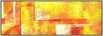 抽象装饰画 抽象油画