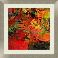 抽象装饰画 油画