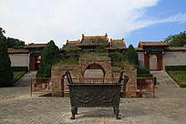 颛顼帝喾陵墓