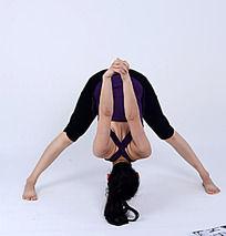 瑜伽动作之高难度瑜伽动作