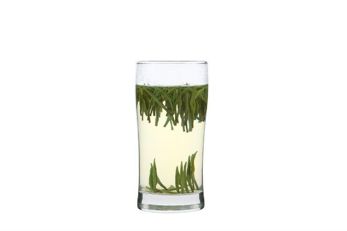 竹叶青茶图片