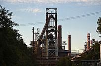 首钢工业建筑