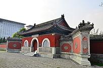 古建筑庙宇