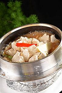 鹅肝酱手掰老豆腐