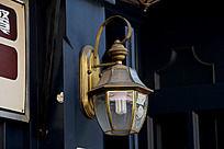 古铜工艺壁灯