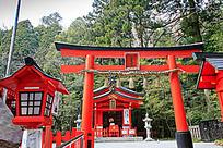 京都九头龙神社