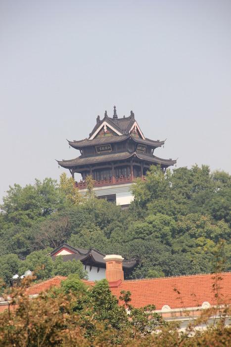 名胜古迹之黄鹤楼图片