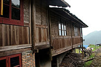 木房子建筑