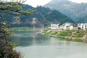 新安江自然景观