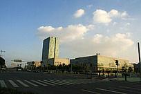 都市大楼建筑