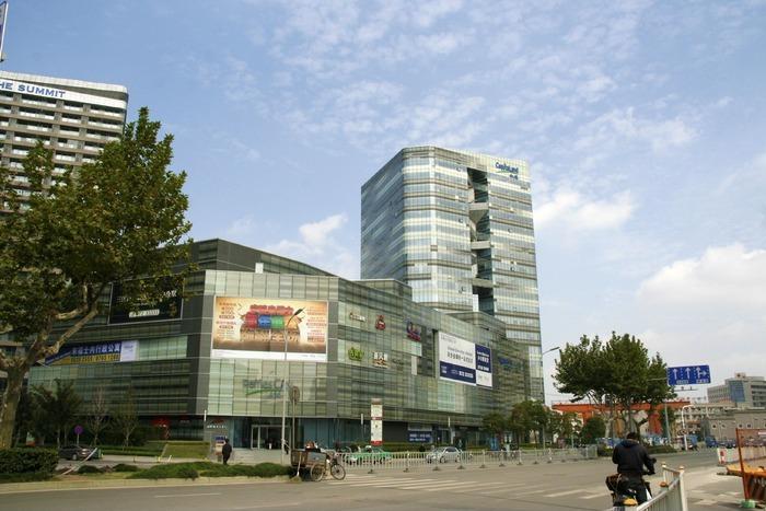 宁波来福士广场高清图片下载 编号3132937 红动网