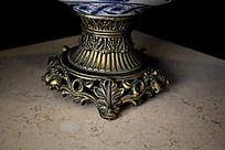 欧式花纹青铜拼接工艺品