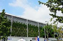 上海世博中国馆周边展馆