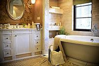 豪华浴室图