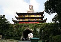 宁波鼓楼城门