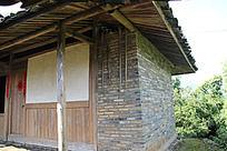 青砖木屋传统建筑老房子