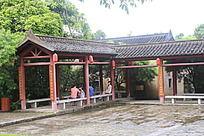 深圳版画基地休息区