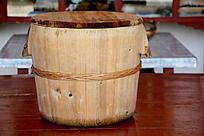香杉木饭甑子蒸饭桶