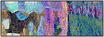 抽象装饰画 抽象画