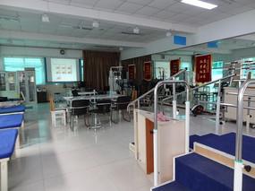康复室复健室台阶训练按摩椅
