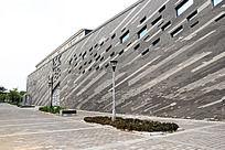九朝汇宝美术馆外墙