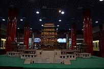 滕王阁建筑模型