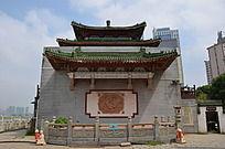 滕王阁沿河建筑