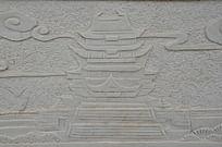 滕王阁主楼浮雕