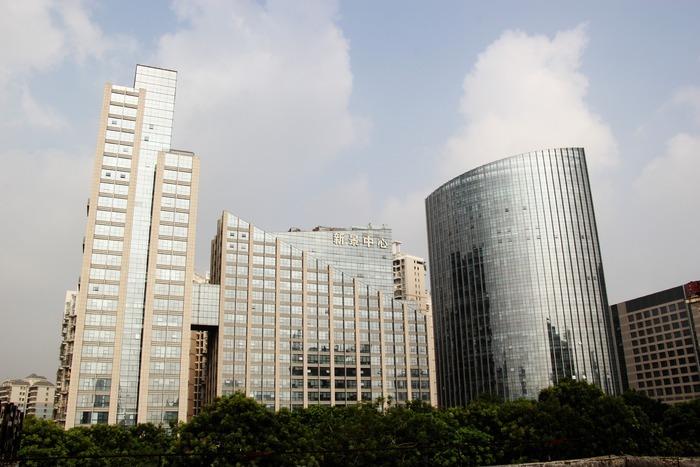 新景中心建筑图片,高清大图