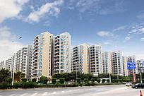 住宅小区建筑