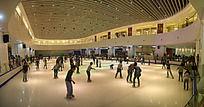 杭州银泰百货溜冰场
