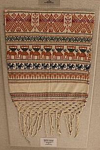 少数民族织布艺术
