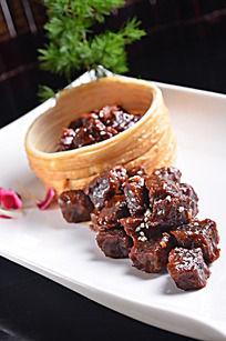 香辣牦牛肉