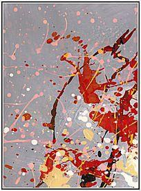 纯抽象 涂鸦 抽象艺术画