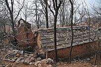 废弃的民房