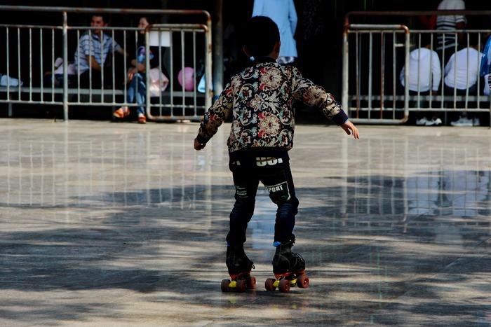 儿童轮滑视频下载