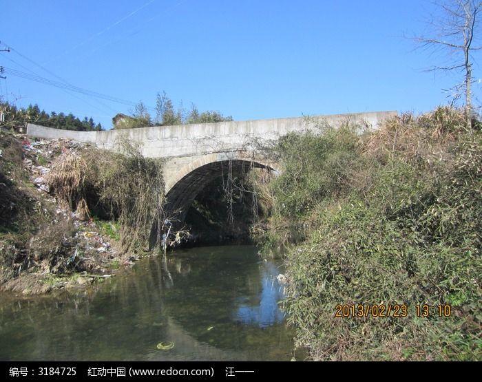 中国石拱桥建筑图片,高清大图 桥梁锁道素材 编号3184725