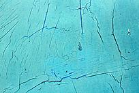 淡蓝色裂缝纹理