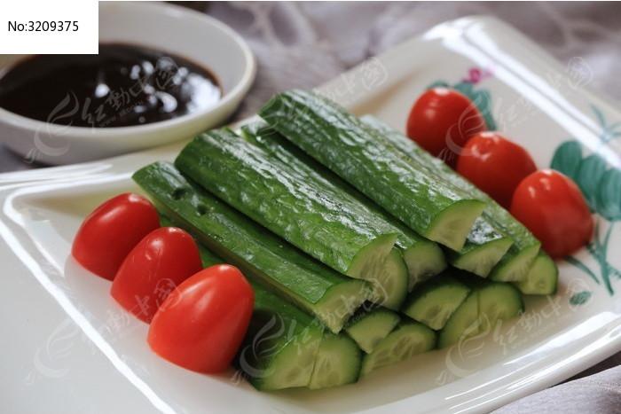 蔬菜蘸酱手绘图片大全