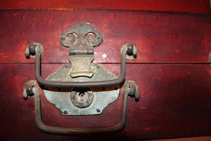 古锁怎么开图解