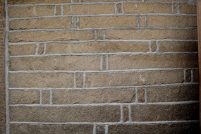 石砖背景墙