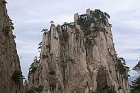 黄山奇峰怪石