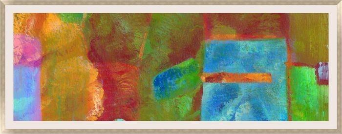 当前位置:原创摄影图>艺术文化>插画绘画>色块抽象画 油画