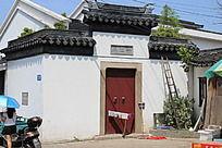 古街古建筑大门