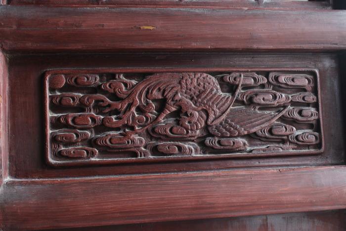 红木扇门木雕高清图片下载 红动网