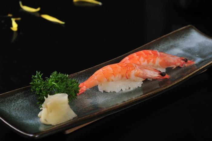熟虾寿司图片_餐饮美食图片