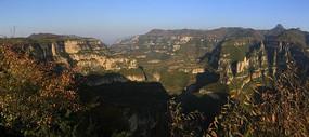 壮美太行大峡谷