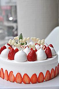 草莓蛋糕 爱的初体验